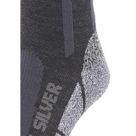 X-Socks Trekking Silver Socks Unisex Black/Anthracite